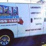 Round Rock Locksmith van