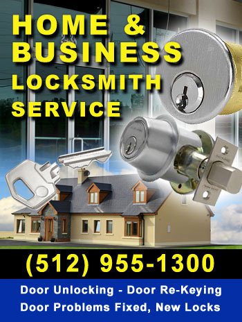 Round Rock Locksmith door re-keying