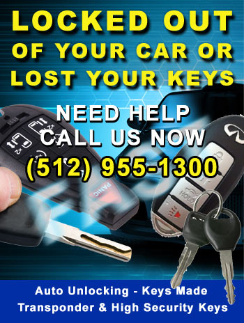 Round Rock Locksmith lost kesy